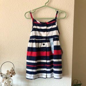 Toddler GAP patriotic dress
